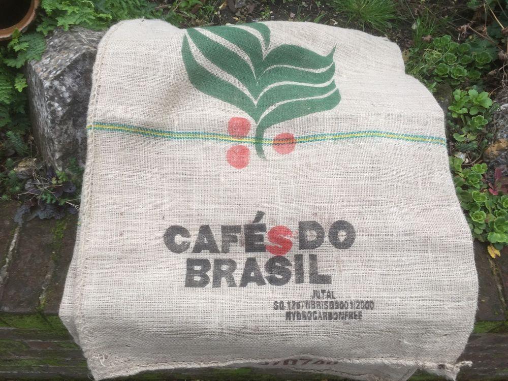 job lot coffee beans sacks 4 upholstery garden cushions cafe bench
