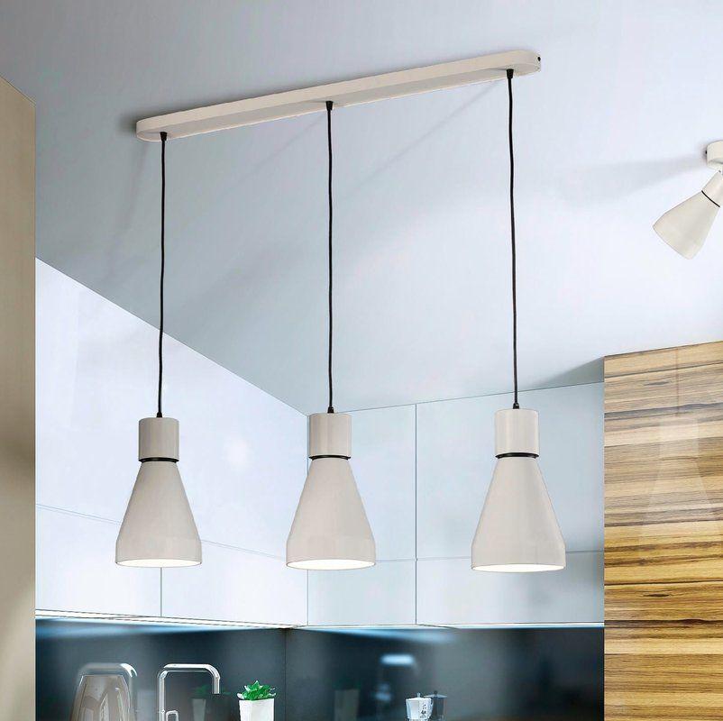 Stanton 3-Light Kitchen Island Pendant | Kitchen ceiling ...