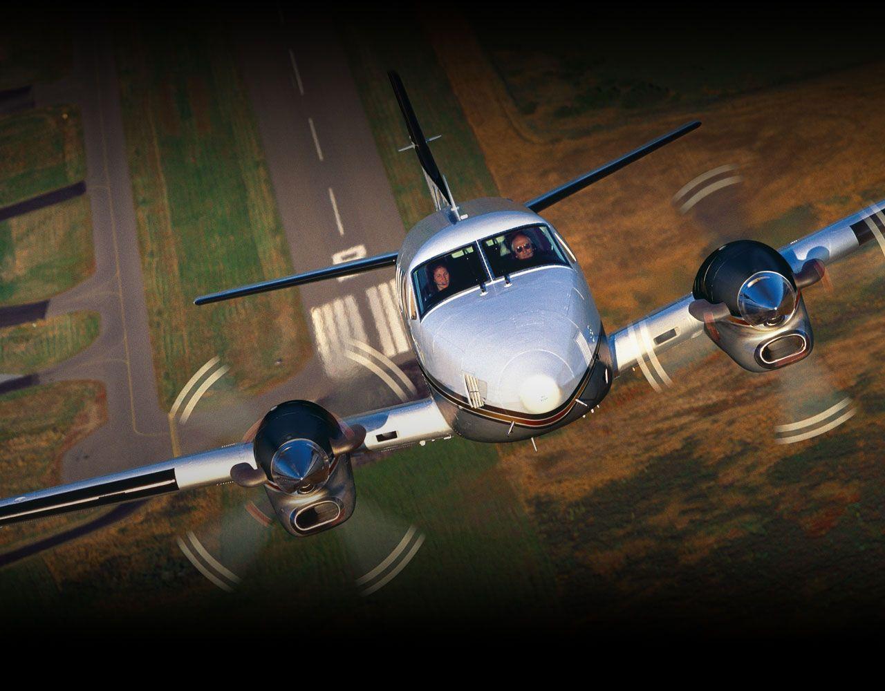 Beechcraft King Air C90GTx Turboprop Gallery BeechCraft
