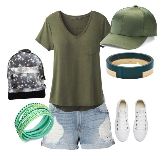 """""""Laurel Griffin #1"""" by gkthind on Polyvore featuring Frame, Converse, prAna, Mi-Pac, Mudd and Marni"""