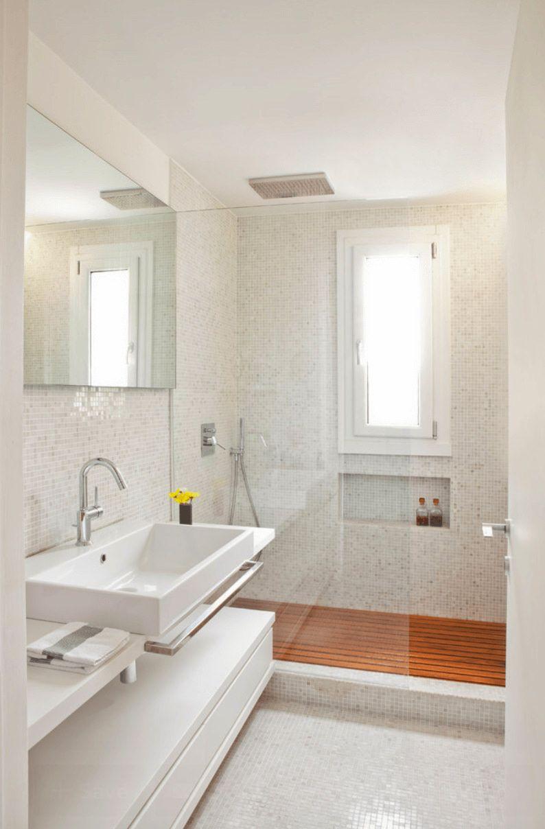 Mosaico bagno • 100 idee per rivestire con stile bagni