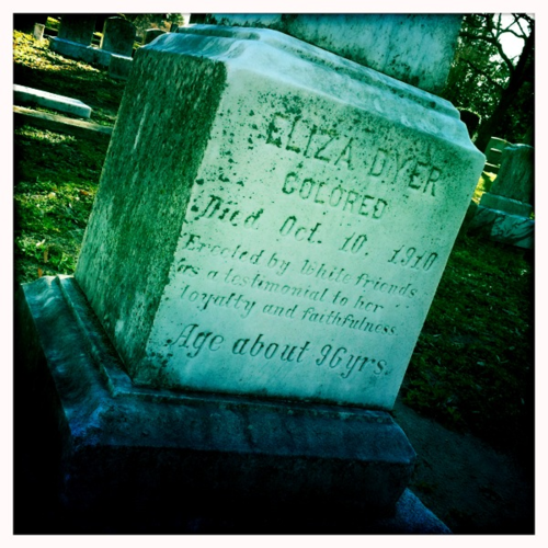 hmm.. in the other Goldsboro cemetery Pillar candles