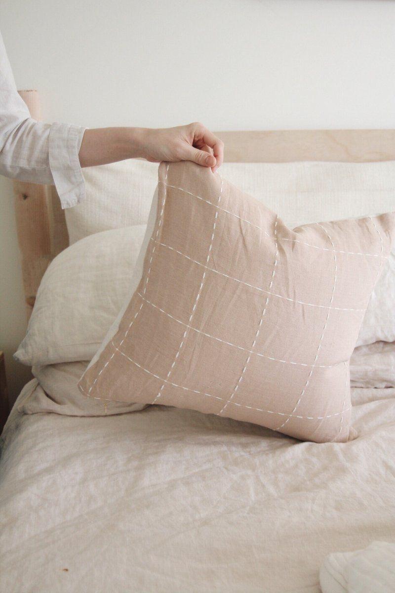 Irving Deep Blush A Deeper Blush Pink Velvet Pillow With A Soft And Subtle Texture The Rippled Look And F Blush Pillows Throw Pillows Blush Colored Pillows