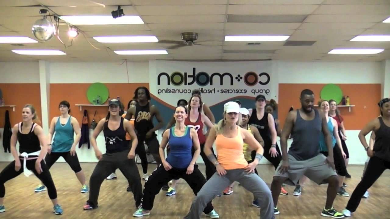 """MOVE AROUND"" by Diplo - Choreography by Lauren Fitz for Dance Fitness Class"