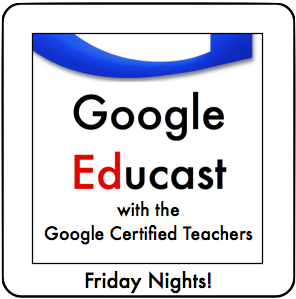 The Google Educast, hosted by the Google Certified Teachers, features a weekly roundup of the newest Ed tools from Google, highlighting best practices using Google tools, and further highlighting the impact that these tools have on the classroom, schools, and school districts.