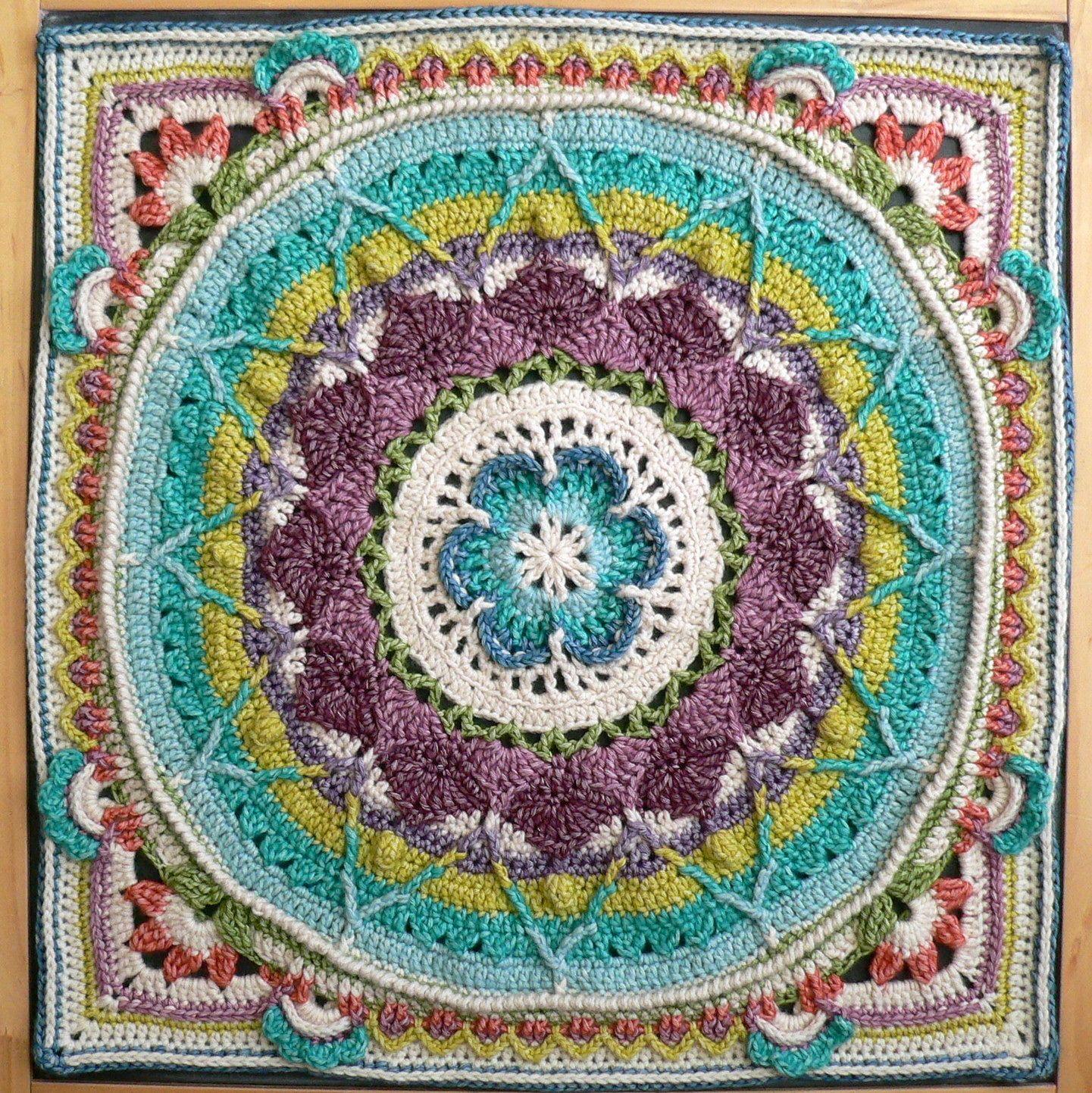 Ravelry: Sophie\'s Universe CAL by Dedri Uys | Crochet patterns ...
