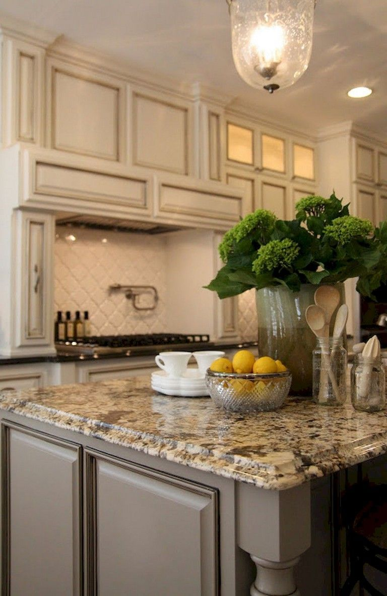 40 gorgeous french country kitchen design decor ideas country kitchen designs french on kitchen remodel french country id=83765