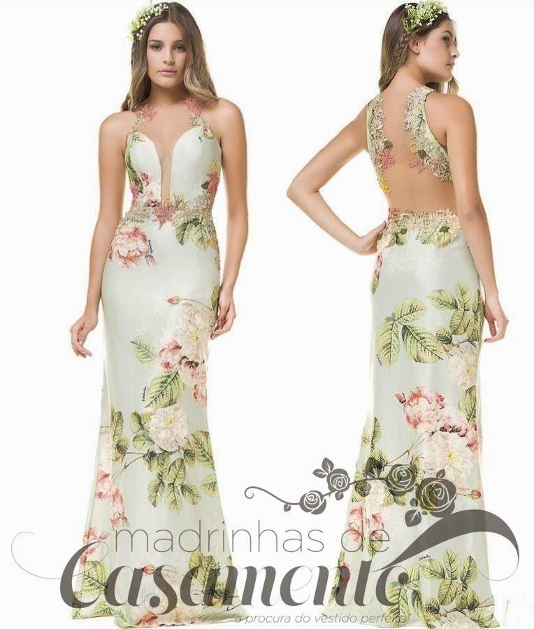 c5ab0bc44 Madrinhas de casamento: 05 vestidos de festa: Patchoulee