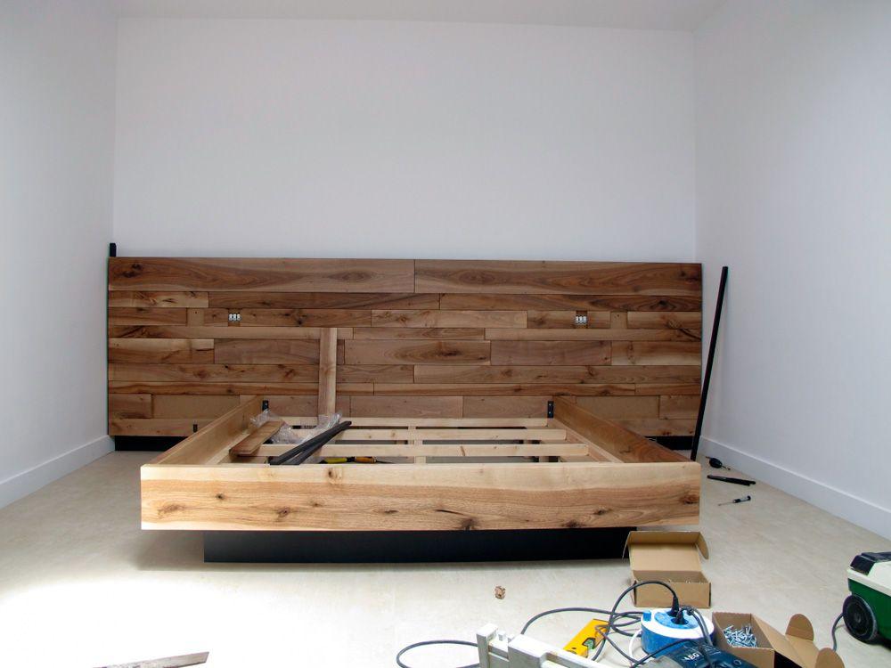 OnlywoodBCN | #nussbed | muebles en madera | Pinterest | Camas ...