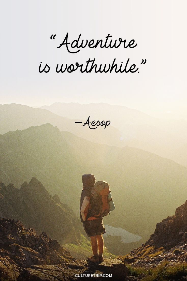 Inspiring Travel Quotes You Need In Your Life Pinterest Theculturetrip Travel Quotes Adventure Adventure Quotes Travel Quotes