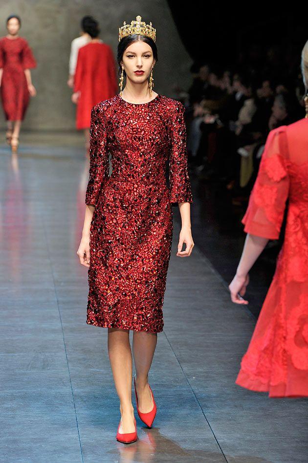 8e5b846f8 Dolce & Gabbana outono-inverno 2013/14 | MODA!!!!!!!! | Dolce e ...