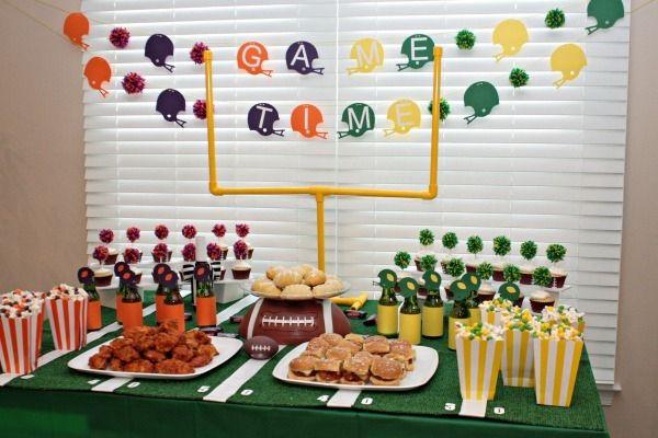 Super Bowl Party Decorations Simple 51 Bowl Decorating Ideas 5 Ways