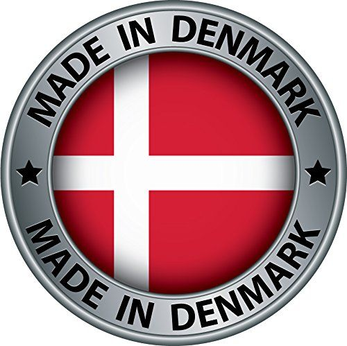 Made In Denmark Home Decal Vinyl Sticker 12 X 12 Details Can Be Found By Clicking On The Image This Is An Affil Window Stickers Vinyl Sticker Stickers