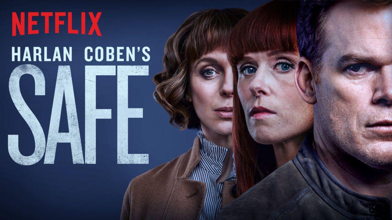 OFFICIAL TRAILER: Safe - Season 1 in 2019 | The Boob Tube | Netflix