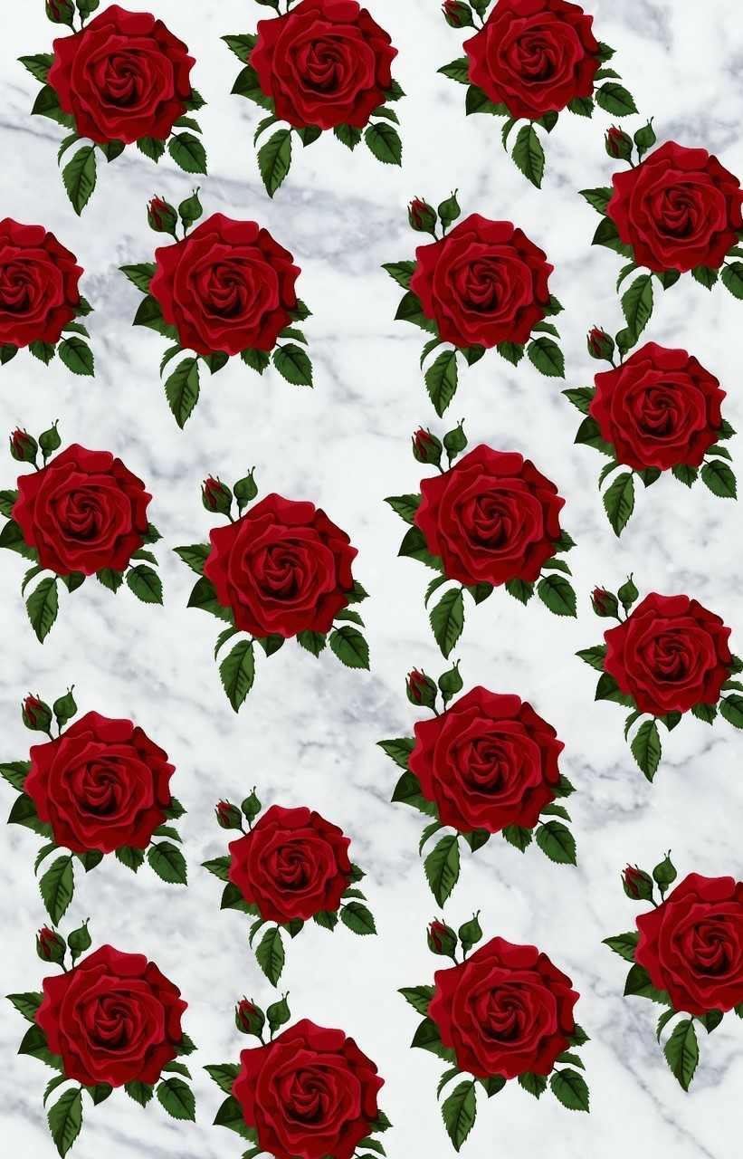 Red roses background backgrounds wallpapers pinterest red roses