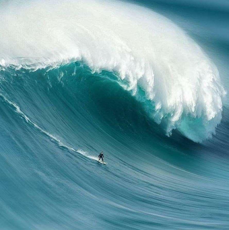 Épinglé sur Plage, Surf et vagues
