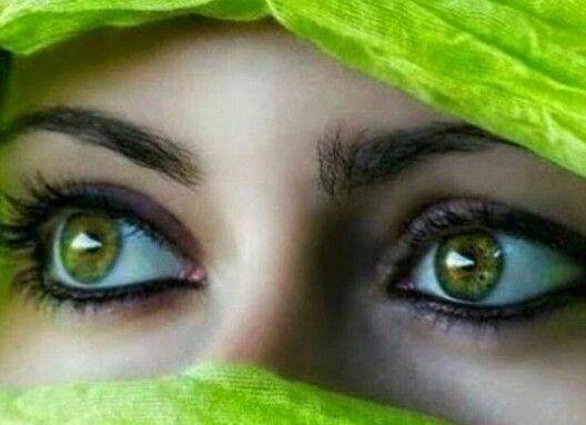 عيون جميلة Eyes Face Nature