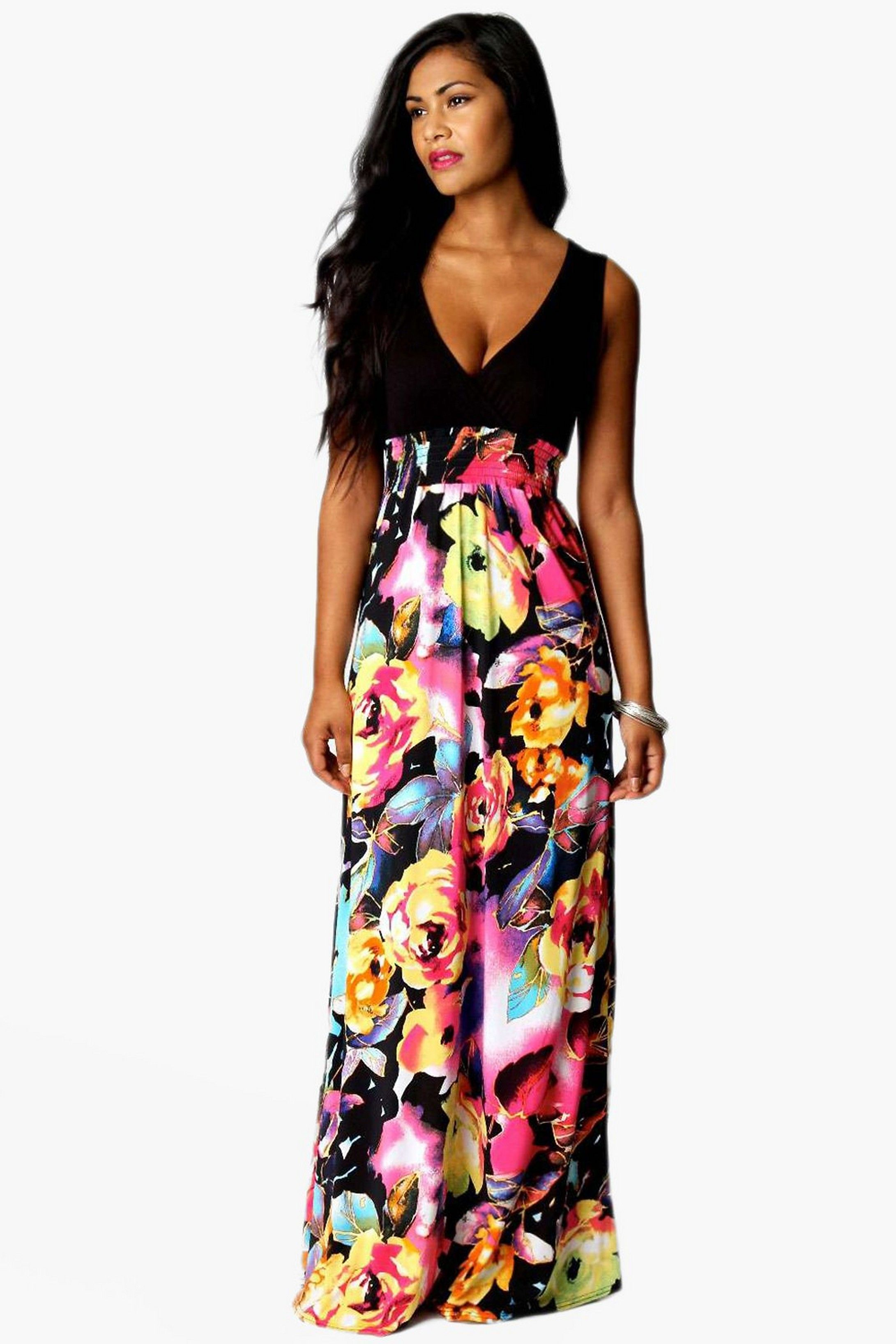 Cheap Hawaiian Dresses Plus Size | Saddha