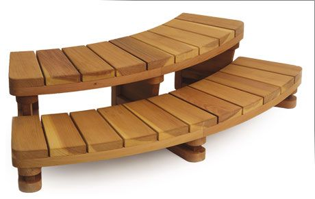 Best Round Patio Stairs Curved Steps Slr39 A Accessories 400 x 300