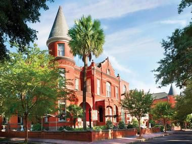 Mansion on Forsyth Park, Savannah - 3 hours 30 minutes