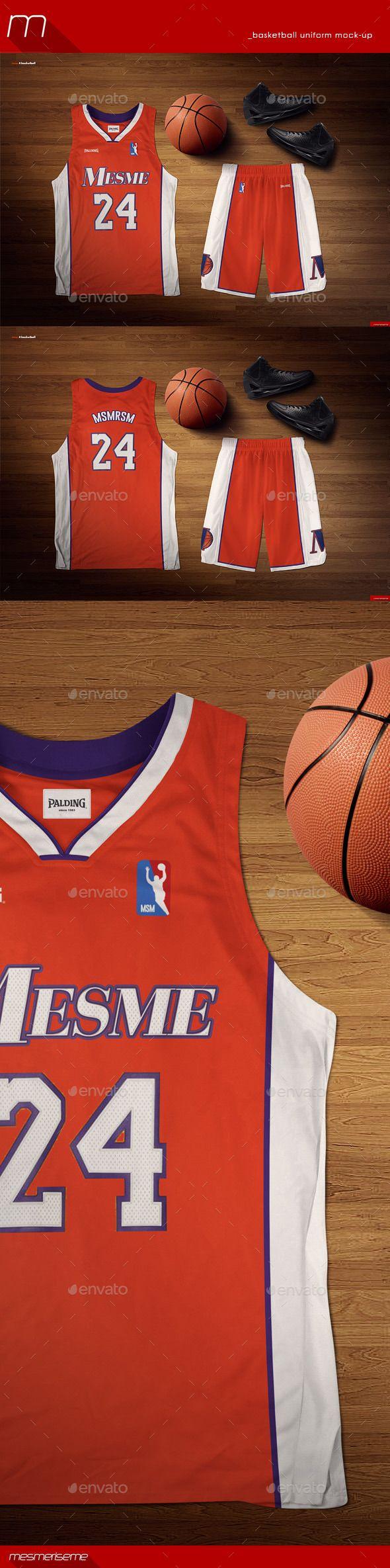 Download Basketball Uniform Mock Up Download Http Graphicriver Net Item Basketball Uniform Mockup 8892993 Ref Ksioks Basketball Uniforms Basketball Uniform