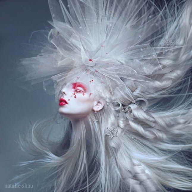 Beautiful Piece by Natalie Shau.