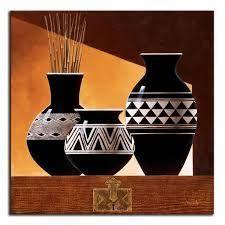 Resultado de imagen para imagenes de cuadros con vasijas - Jarrones grandes modernos ...