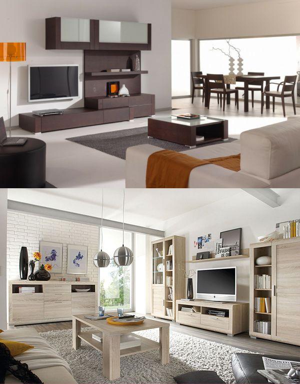 Helle Oder Dunkle Einrichtung Des Wohnzimmers Wir Meinen Dass Beide Gleich Schon Aussehen Und Was Ist Eure Meinung Teilt Uns Mit Beleuchtung Design