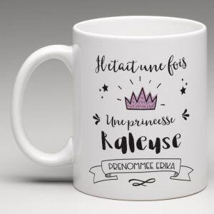 mug princesse raleuse personnalise diy pinterest personnalis prince et mugs. Black Bedroom Furniture Sets. Home Design Ideas