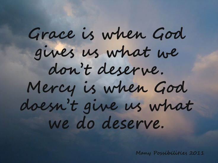 Grace and Mercy of God - Home | Facebook