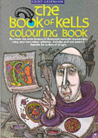 Book Of Kells Colouring De Geoff Greenham Amazon Es Dp 0946005494 Refcm Sw R Pi X BMoBybA50PJ1D
