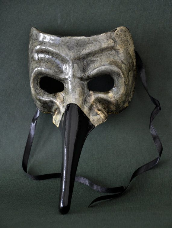 Remarkable, Making a bdsm mask