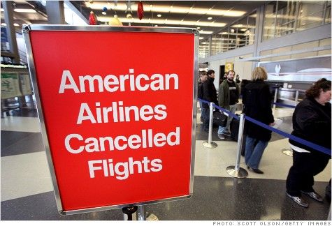American Airlines is losing important customers - Oct. 8, 2012