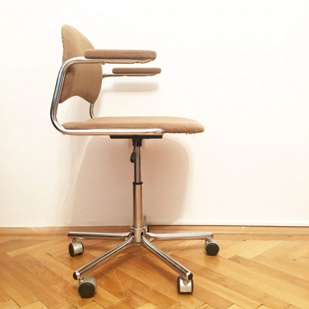 4 X Kovona Np Office Chair 1960s Chair Office Chair Office
