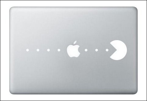Surfer Surfboard Surf 4 Apple MacBook Air Pro Aufkleber Skin Decal Sticker Vinyl 17