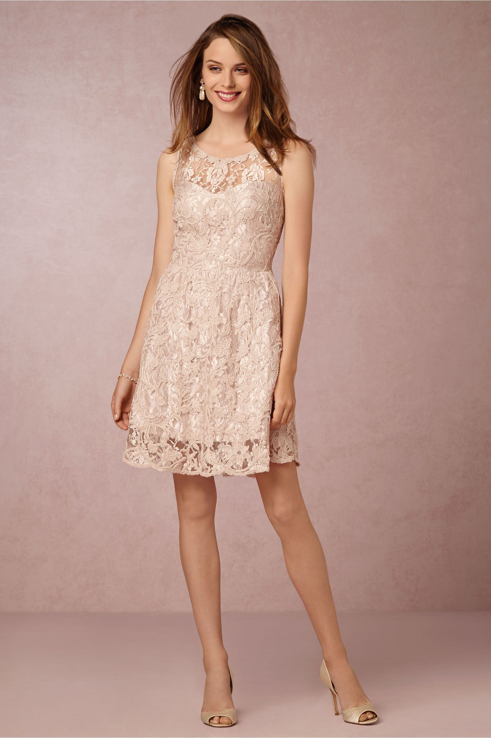 Piper Dress from @BHLDN | WEDDING | Pinterest | Vestido básico ...