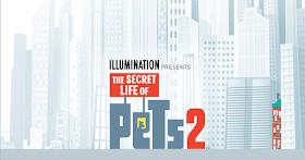 Movie Geek Feed Movie Tv Comic Book And Entertainment News One More The Secret Life Of Pets 2 La Vida Secreta De Tus Mascotas La Vida Secreta El Secreto