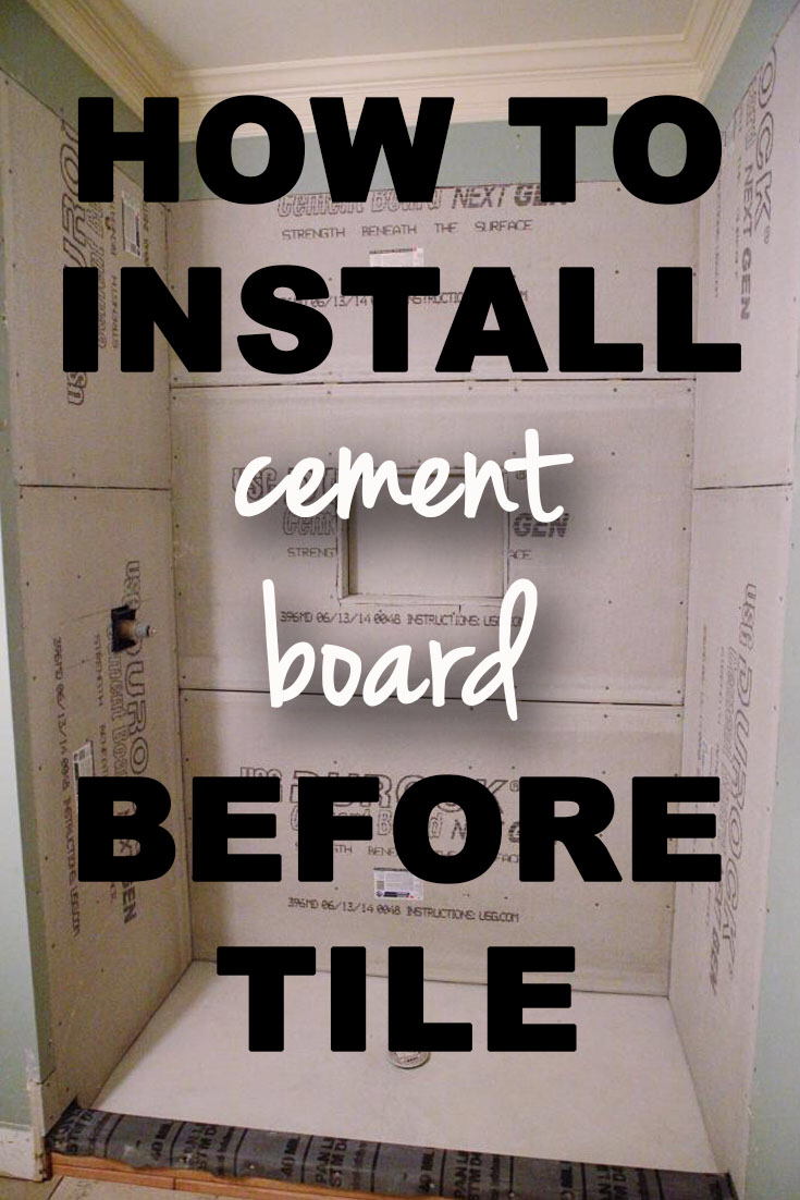 Photo of How to install cement board for tile – Bower Power