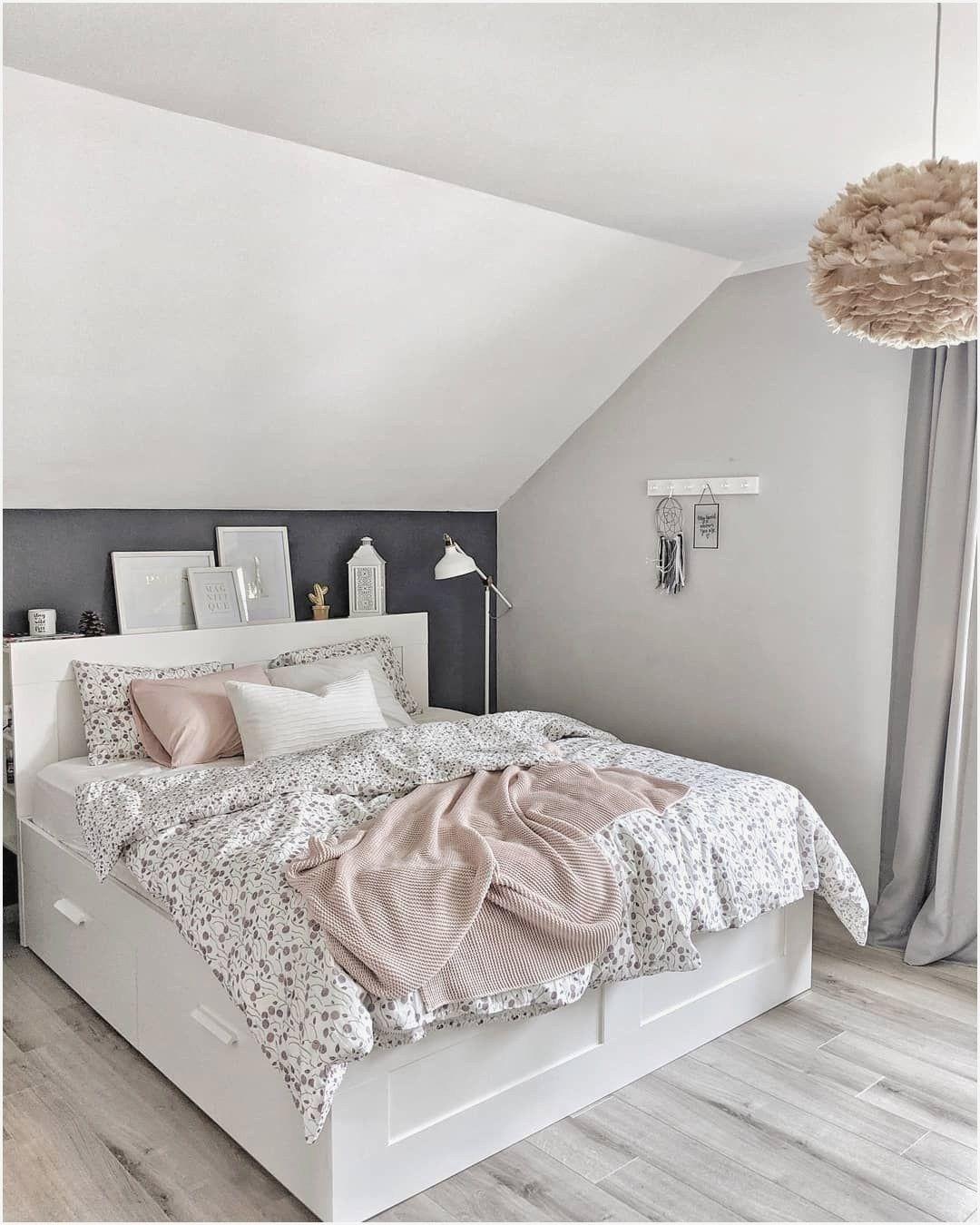 Kleines Schlafzimmer Einrichten Ikea  Kleines schlafzimmer