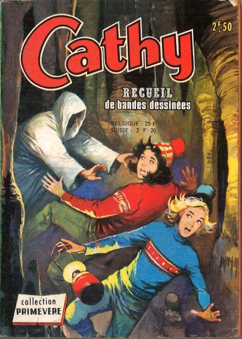 Cathy (Arédit/Artima) - BD, informations, cotes - Tout