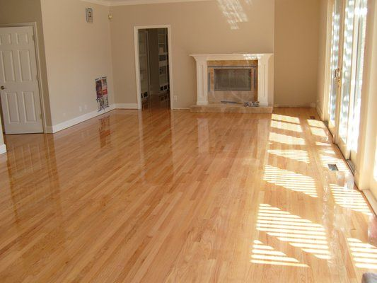 Yu S Family Construction Yelp High Gloss Floors Oak Floors White Oak