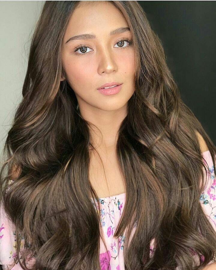 Kathryn Bernardo With Images Hair Color Names Beauty Hair