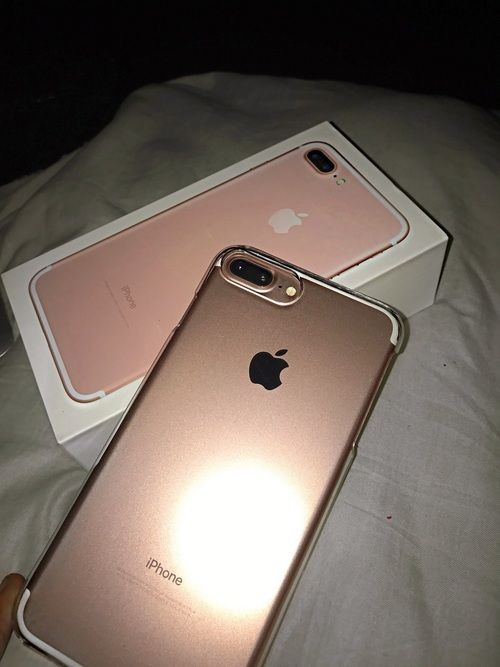 Iphone Rose Gold And 128gb Image Fundas De Silicona Para Iphone Fundas Para Iphone Estuche Para Iphone