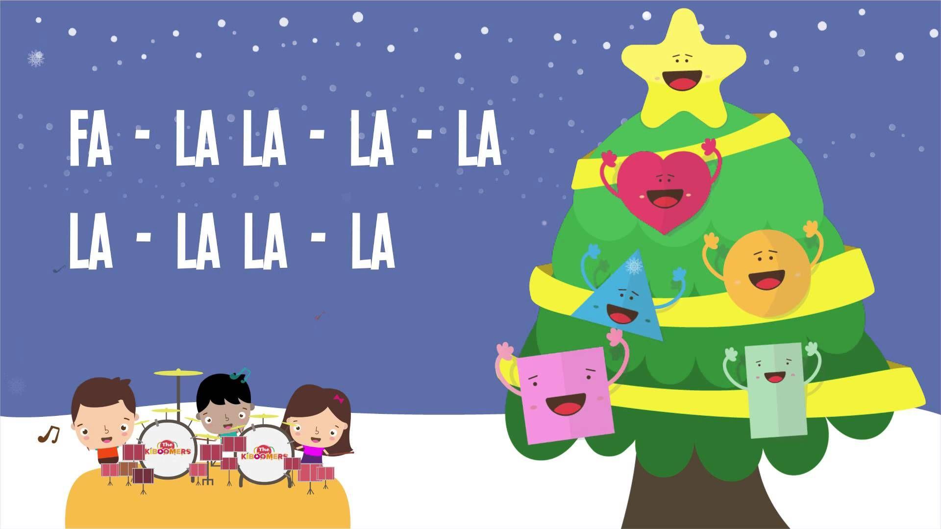 Shapes On The Christmas Tree Kids Christmas Songs Christmas Carols Christmas Songs For Kids Preschool Christmas Songs Preschool Songs