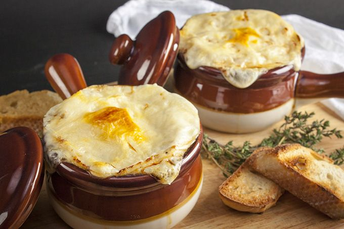 The Best Vegetarian French Onion Soup Recipe Food Plan