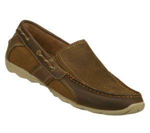 Men's Skechers Gilson - Colony - Brown