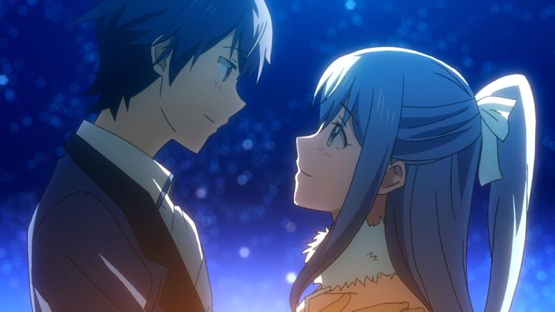 Kenja no Mago Review Episode 9 Anime, Casais fofos, Magia