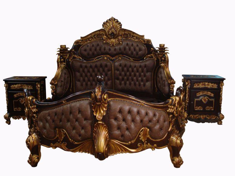 Rococo inspired bedroom rococo inspired pinterest for Baroque bedroom furniture
