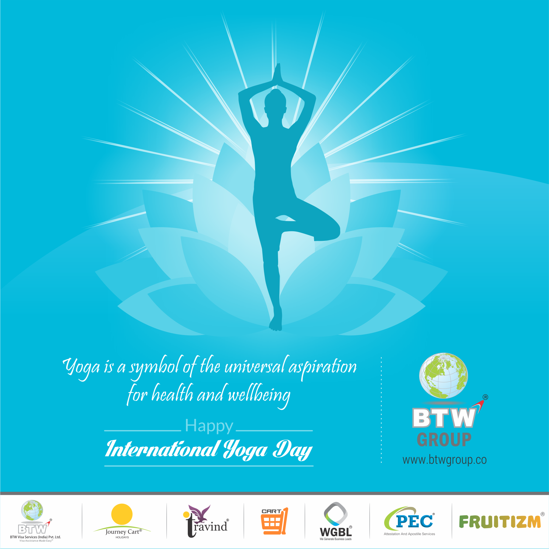 Yoga Is The Perfect Opportunity To Be Curious About Who You Are Stay Fit Stay Healthy Internationa Yoga Day International Yoga Day Health And Wellbeing