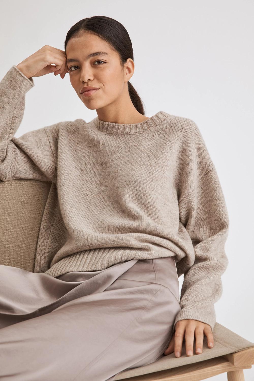 The Swedish Wool Sweater Filippa K Com In 2020 Scandinavian Fashion Women Scandinavian Fashion Eco Conscious Fashion